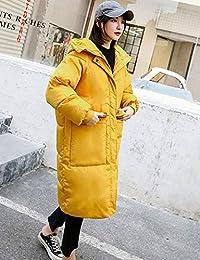 Goralon 棉服女加厚2018羽绒棉服棉袄冬天外套学生中长款棉衣韩版面包服