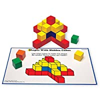 Learning Resources Creative Color Cubes (100Pc)