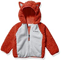 Columbia Foxy 夏尔巴婴儿全拉链外套