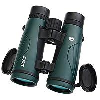 Cat 波斯猫 中性 充氮防水微光夜视高倍高清非红外望远镜 银虎10X42 323122 绿色 标准