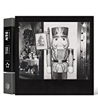 Impossible 4163.0 Polaroid Image/Spectra 相机(s/w Monochrome/Sepia)8 帧帧 2 黑色