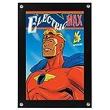 MCS 6.75x10.37 英寸漫画书展示框,黑色 (40943)