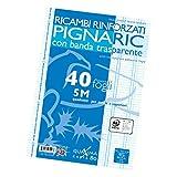 Pigna Ric 白色 A4 40 页笔记本书写笔