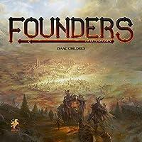 "Cephalofair 游戏 Founders of Gloomhaven ""Multi"""