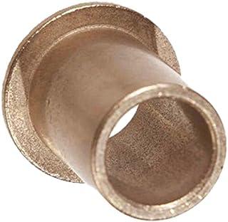 商品编号 302054,油脂粉末金属青铜 SAE841 法兰轴承 - 英寸