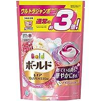 Bold 洗衣液 洗衣凝珠3D 加入柔顺剂成分 慰藉人心的高级芳香 替换装 52 个(约3倍)