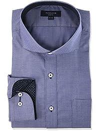 TAKUA 襯衫 定型 修身 長袖 商務襯衫 男士