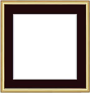 Framecraft 浴室相框 Pencil Gold (Sepia Mt) 10x10 RMPNGLDS10SSEP