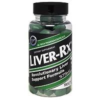 Hi Tech Pharmaceuticals Liver-Rx 575 mg 90 Tablets