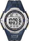 TIMEX 天美时 美国品牌 马拉松系列 石英手表 男士腕表 T5K355 (24小时显示 闹铃功能 第二时区功能 树脂表带 )