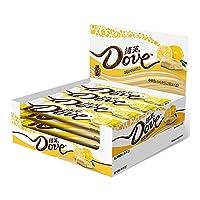 德芙 Dove柠檬曲奇白巧克力504g(42g*12整盒)