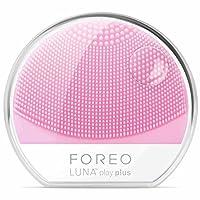 FOREO 斐珞尔 LUNA play plus露娜玩趣增强版 可更换电池 粉红色(进)