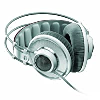 AKG Pro Audio K701 Reference Class 高級耳機,白色