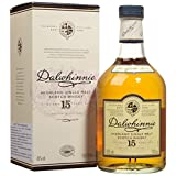 Dalwhinnie 达尔维尼15年高地单一麦芽苏格兰威士忌700ml(英国进口)