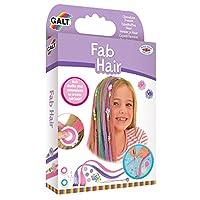Galt Toys 儿童发梳、接发和发粉笔套装