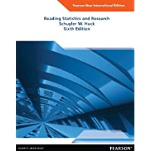 Reading Statistics and Research: Pearson New International Edition (English Edition)