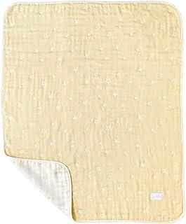 10mois 蓬松纱布(6层纱布) 黄色 ベビーサイズ