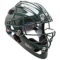 Schutt AiR MAXX 曲棍球风格捕手头盔,带面罩,扩展OS罩面罩