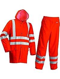 Lyngsoe LR552-05-XXL 尺码 2XL 夹克和裤子 - 橙-P 橙色 Small LR552-05-S