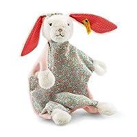 Steiff Blossom Babies 兔子被子,白色/多色