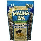 Mauna Loa Macadamias 坚果,饼干和奶油色,11 盎司 10 盎司