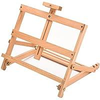 Arpan 工作桌/木质画架,大号,可调节,适用于绘画