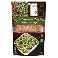 Explore Cuisine - 有机Edamame &绿豆意大利细面条 - 8 盎司