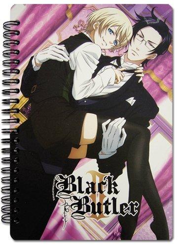 Great Eastern Entertainment Black Butler 2 Group 笔记本电脑