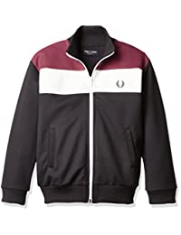 FRED PERRY COLOUR BLOCK 拼色 夹克外套