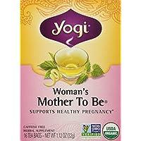 Yogi Tea - 是妇女的母亲有机茶 - 16 以前护理妈妈的茶袋