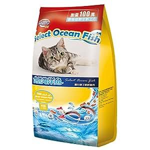 SANPO 珍宝 优选海洋鱼猫粮1.1kg