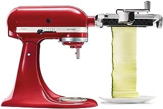 KitchenAid ksmsca 電紅色切片機 Freiraumschneider (紅色)