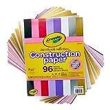"""Crayola 绘画纸包 Construction Paper """"Multi"""""""