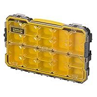Stanley FMST1-75779 Fatmax Pro 2/3 浅透明收纳袋 - 黑色(1 件)