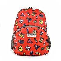英国Hugger喜格儿儿童背包小小旅行家中号怪兽滑板(亚马逊自营商品, 由供应商配送)