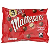 Maltesers 袋装巧克力, 每袋111克 - 8袋装