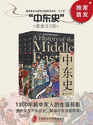 中东史(套装共3册)