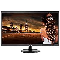 华硕(ASUS)VP228DE 21.5英寸 1080P LED背光高清宽屏液晶显示器