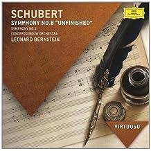 进口CD:舒伯特第5及第8交响曲:伯恩斯坦(CD)4784039