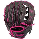 Franklin Sports Teeball Infinite Web/Shok-Sorb 组合系列防守手套,10.5 英寸