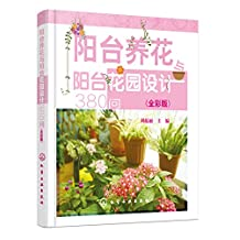 阳台养花与阳台花园设计380问:全彩版
