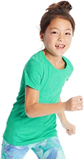 C9 Champion 女童超柔軟科技 T 恤