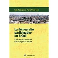 La Democratie Participative Au Bresil: Promesses Tenues Et Dynamiques Ouvertes