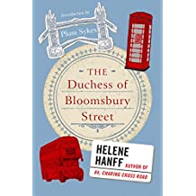 The Duchess of Bloomsbury Street (English Edition)