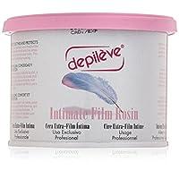 Depileve Film 脱毛蜡(各种香味)——保湿、丰富和肌肤保护可可脂 茵她美 14盎司