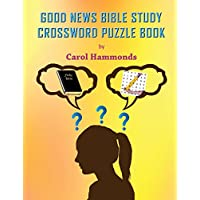 Good News Bible Study Crossword Puzzle Book