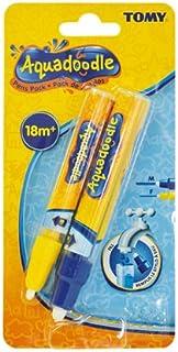 AquaDoodle 厚薄笔套装 - 18个月以上的儿童无脏乱绘画乐趣