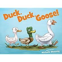 Duck, Duck, Goose! (English Edition)