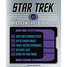 Star Trek: The Book of Lists (English Edition)
