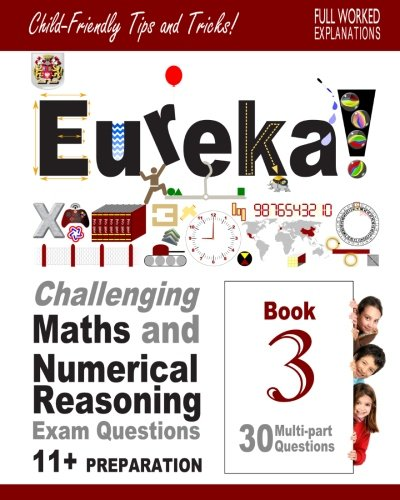 Challenging Maths and Numerical Reasoning Exam Questions for 11+ Exam Preparation